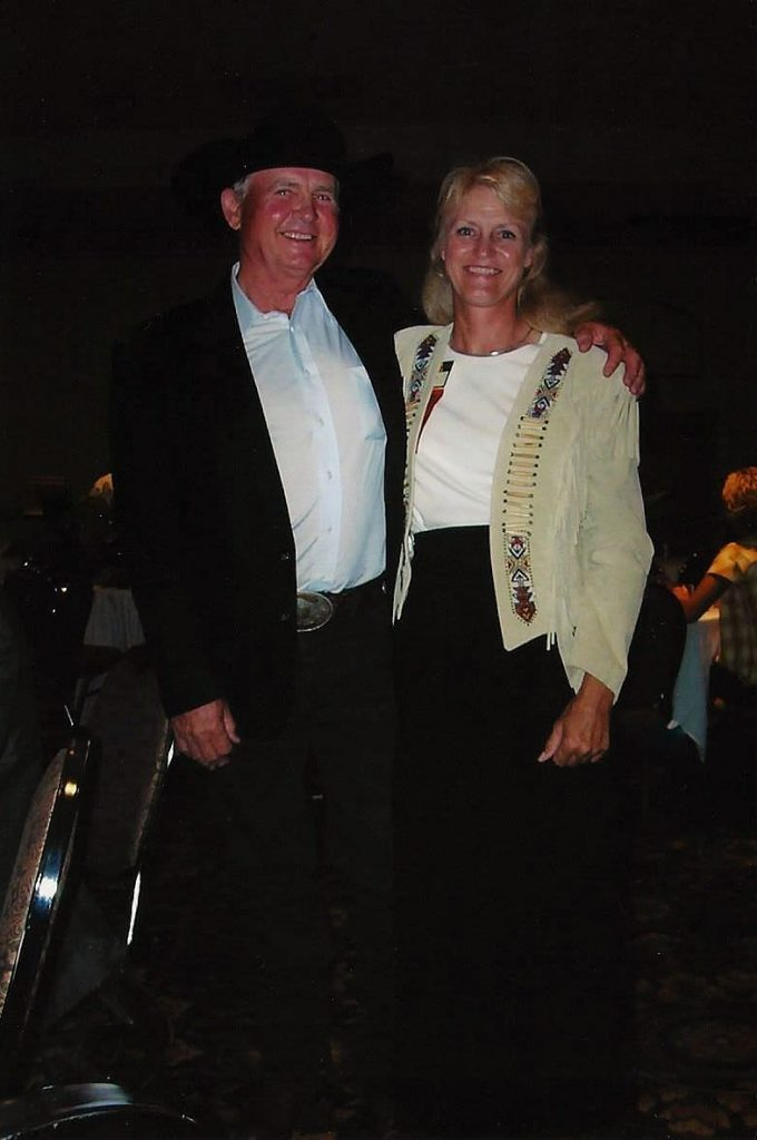 Norm and Linda Egle